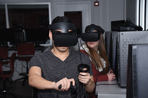 Lessons in virtual reality: French teachers enter a new